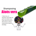 Aloes vera Shampooing : commercial